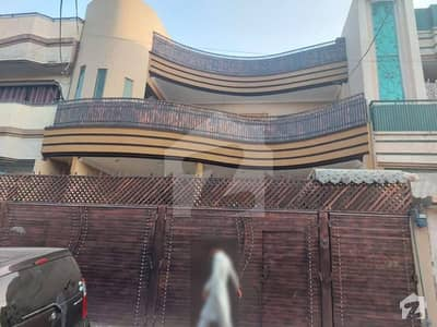 7 Marla Double Storey Garage House For Sale In Sector F5 Phase 6 Hayatabad Peshawar