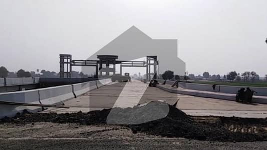 Ideal 2250 Square Feet Residential Plot Available In Dha Defence - Sector C, Bahawalpur