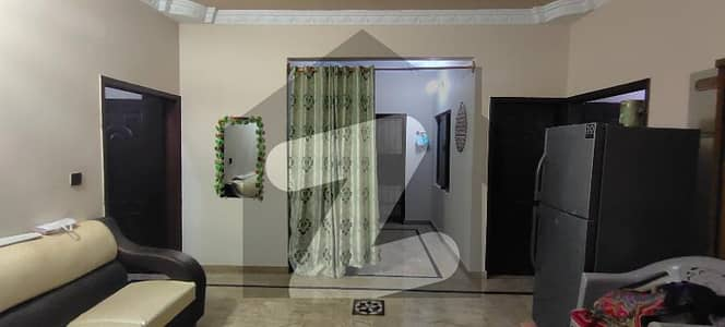 3 Bed Lounge And 3 Bath New Portion For Sale In Azeem Pura 4th Floor