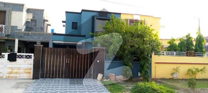 8 Marla Beautiful House For Sale In Eden Canal Villas