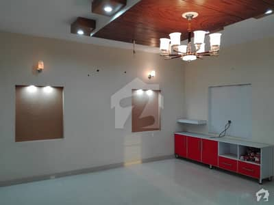 House Sized 10 Marla Available In Wapda Town