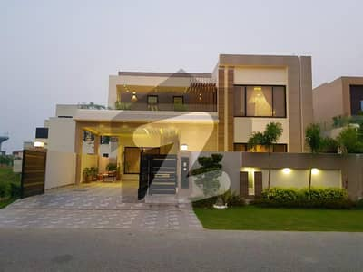 Home Real Estate Offers' Slightly Used Full Basement With Pool Beautiful Luxury Style 1 Kanal Villa Available At Prime Location In Phase 6