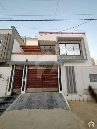 ایم بی سی ایچ ایس ۔ مخدوم بلاول سوسائٹی کورنگی کراچی میں 5 کمروں کا 10 مرلہ مکان 4.5 کروڑ میں برائے فروخت۔