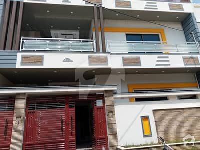 Brand New 240 Sq Yards Double Storey Bungalow Available For Sale