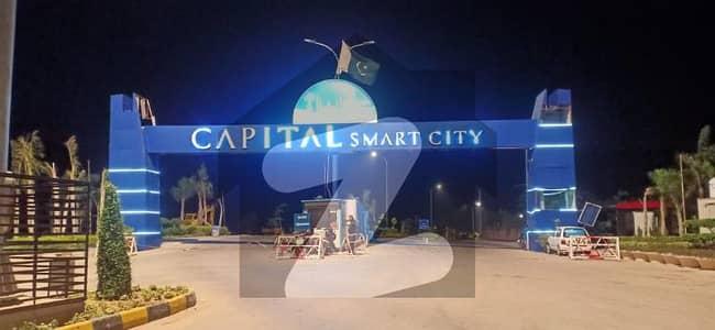 Capital Smart City Villa 5 Marla 4 Bed