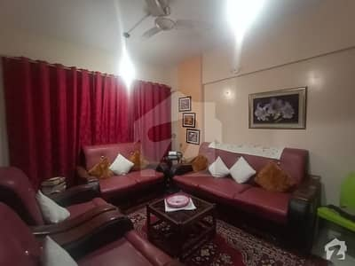 West Open 70 Feet Wide Road Out Class Flat For Rent