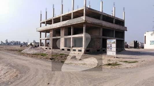 ایس اے گارڈنز فیز 2 ایس اے گارڈنز جی ٹی روڈ لاہور میں 2 کمروں کا 5 مرلہ فلیٹ 42 لاکھ میں برائے فروخت۔