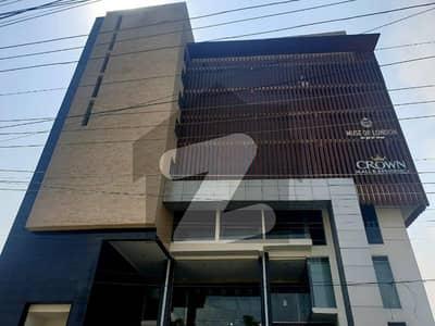 جی ٹی روڈ اسلام آباد میں 1 کمرے کا 3 مرلہ فلیٹ 75 لاکھ میں برائے فروخت۔
