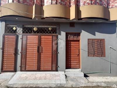 5 Marla Double Storey House In Sector F, Wapda Town Peshawar
