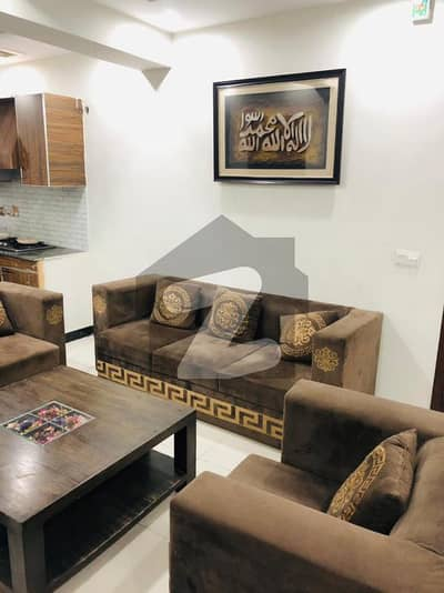 800 Sq Ft Flat Available For Rent on daily weekly and monthly basis In AA Block