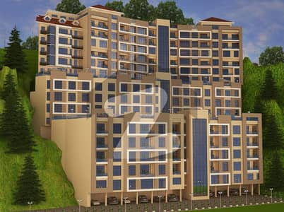 Apartment For Sale In Mount Vista Block-B
