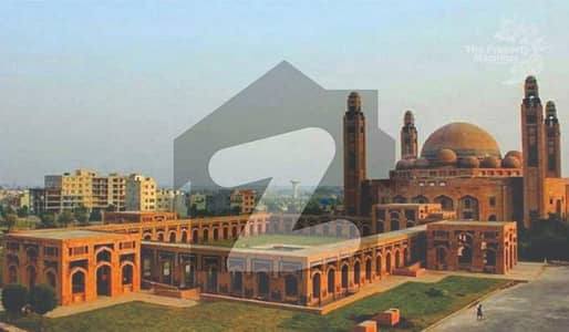 1 Kanal Residential Plot Is Available For Sale In Ghazi Block Lahore