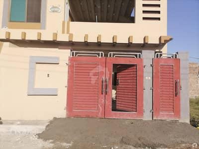 7 Marla Corner House For Sale In Sector I, Wapda Town Peshawar