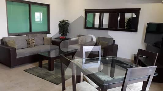 Luxurious Furnished An Independent Serviced Apartment Available For Rent In Dha Phase 5