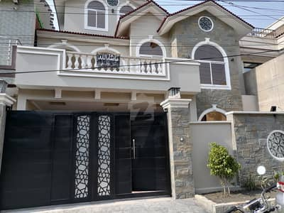 10 Marla House Is Available For Sale In Warsak Road