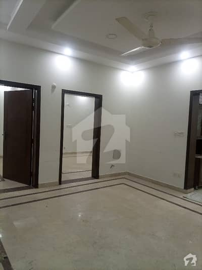 Centrally Located Flat For Rent In Bhara Kahu Available