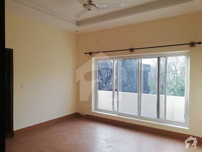 F-11 666sq Yards Ground Portion 3 Bed With Attached Bathrooms Available For Rent