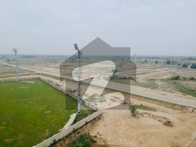 10 Marla Residential Plot For Sale At LDA City Phase 1 , At Prime Location.