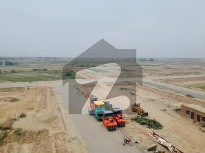 20 Marla Residential Plot For Sale At LDA City Phase 1 Block A, At Prime Location.