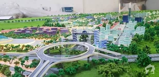 5marla plots available for sale in capital smart city islamabad