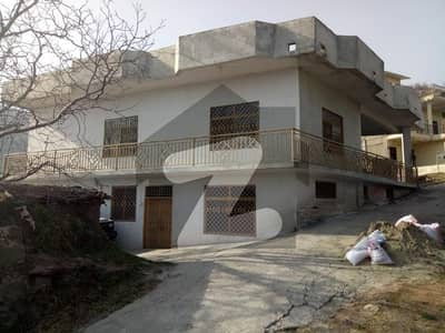 7 Marla Fully Furnished House For Sale In Murree