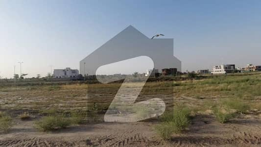 1 Kanal Residential Plot Pair For Sale By Investors Estate In Dha Phase 7