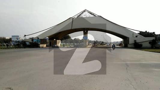 خیابان امین - بلاک کیو خیابانِ امین لاہور میں 1 کنال رہائشی پلاٹ 85 لاکھ میں برائے فروخت۔