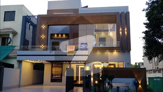 10 Marla House For Sale In Quaid Block Bahria Town Lahore