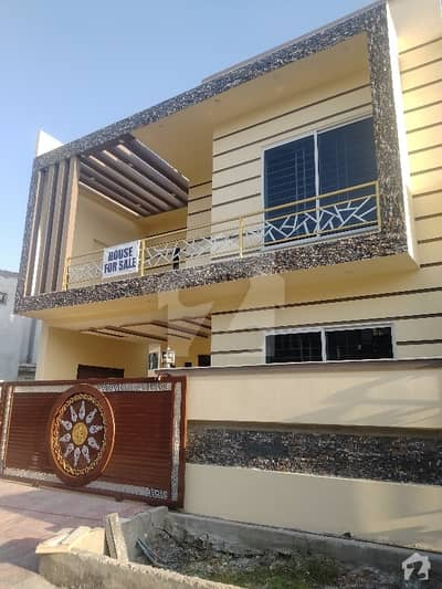 Good Location 7 Marla Double Storey House For Sale