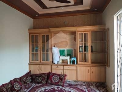 10 Marla Double Storey For Sale Canal Road Saeed Colony New Garden Block Society Boundary Wall faisalabad