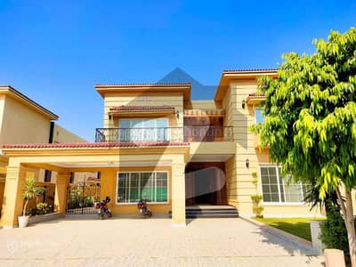 3 Years Old 8 Marla Street Corner House For Sale In Bahria Town Phase 8 Usman Block