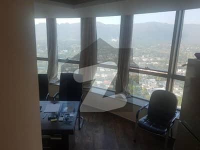 Beautiful Margalla Facing 3 Bedrooms Apartment In Centaurus For Sale