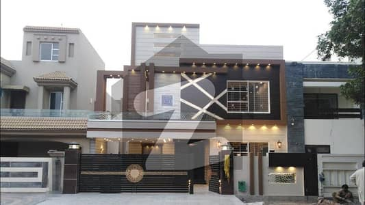 10 Marla Lavish House For Sale In Sector C Bahria Town Lahore