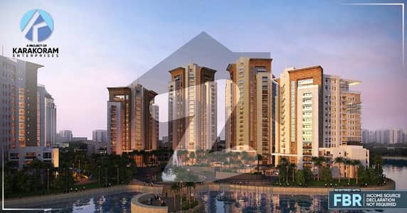 Tower D Lilly 1st Floor Apartment For Sale In Karakoram Greens