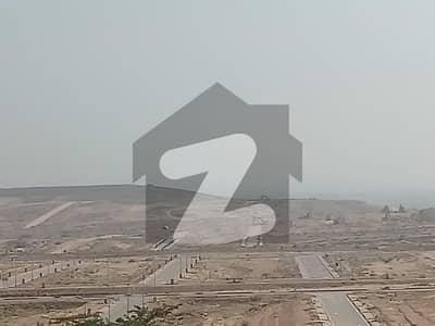500 Yards New Deal Plot With No Transfer Fee No F. b. r Tax For Sale In Bahria Golf City Precinct-20 Bahria Town Karachi