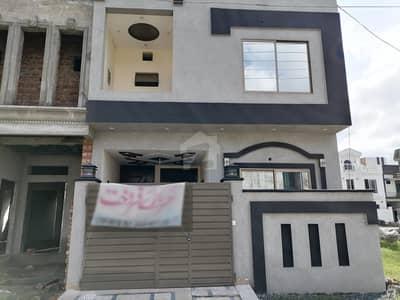 بسم اللہ ہاؤسنگ سکیم لاہور میں 3 کمروں کا 4 مرلہ مکان 82 لاکھ میں برائے فروخت۔