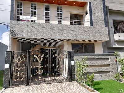 بسم اللہ ہاؤسنگ سکیم لاہور میں 4 کمروں کا 6 مرلہ مکان 1.5 کروڑ میں برائے فروخت۔