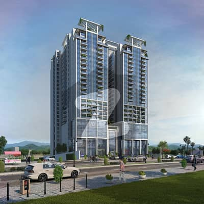 Cloud Tower-1 Spacious 3 Bed Apartments With Scenic Views