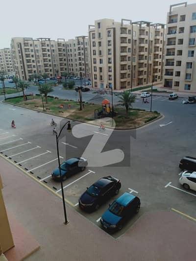 بحریہ اپارٹمنٹ بحریہ ٹاؤن کراچی کراچی میں 3 کمروں کا 10 مرلہ فلیٹ 60 ہزار میں کرایہ پر دستیاب ہے۔