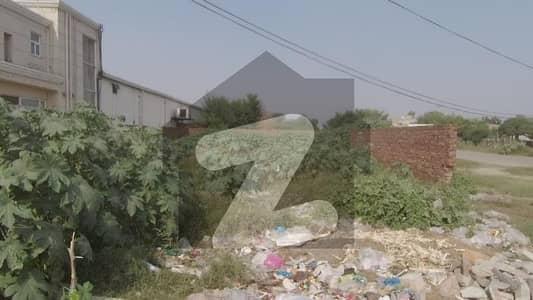 رِنگ روڈ لاہور میں 1.15 کنال کمرشل پلاٹ 23 کروڑ میں برائے فروخت۔