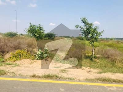 Hot Location 5 Marla Plot For Sale In Low Price Of DHA