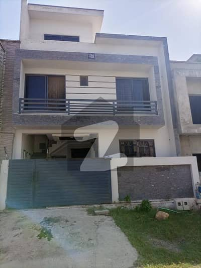 5 Marla Double Unit House For Sale In D-12 1