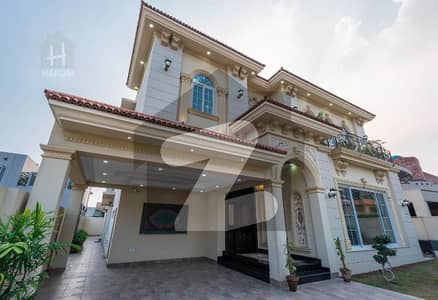 1 Kanal Brand New Spanish Design Bungalow For Sale In Phase 7