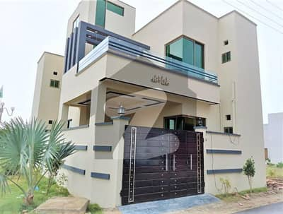 5 Marla Nice Constructed Open View House For Sale On Cash Or 1 Year Installments