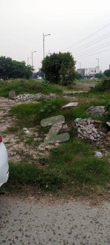 24 MARLA RESIDENTIAL PLOT FOR SALE IN DHA PHASE-6 BLOCK-D