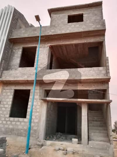 Ntr 120 Sq Yd G+1 Storey Structure House For Sale