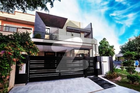 10 Marla Brand New Corner Modern Bungalow For Sale In Phase 8