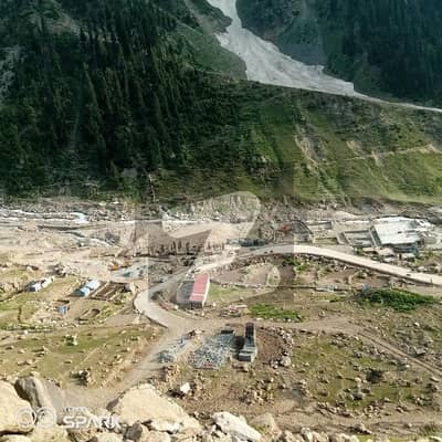 Commercial Plot For Sale Is Readily Available In Prime Location Of Saiful Muluk Road