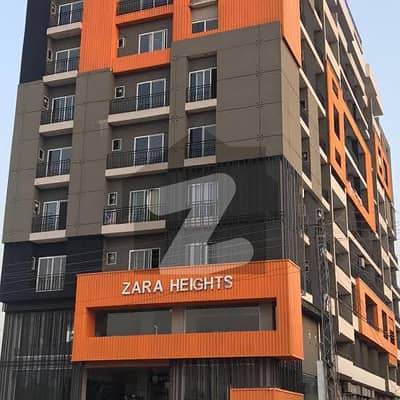 3 Bedroom Front Side Corner Apartment For Sale In H-13 Islamabad