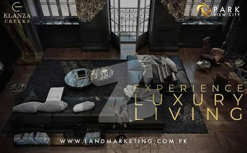 799 Sqft Apartment For Sale On Installment In Park View City Elanza Creeks